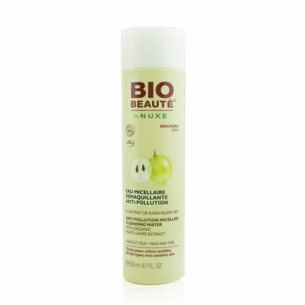 Nuxe Women's Bio Beaute By Anti-Pollution Micellar Cleansing Water Face Cleanser