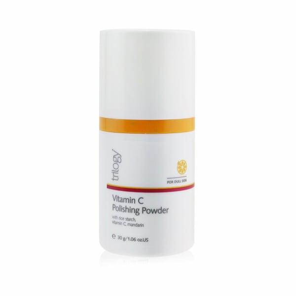 Trilogy Men's Vitamin C Polishing Powder Balms & Moisturizer