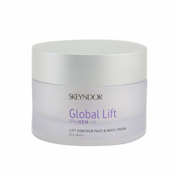 Skeyndor Men's Global Lift Contour Face & Neck Cream Balms Moisturizer