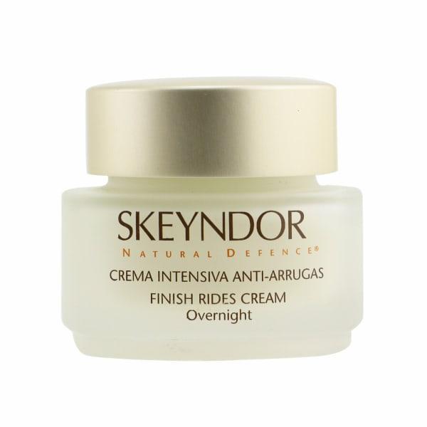 Skeyndor Men's Natural Defence Finish Rides Cream Overnight Balms & Moisturizer