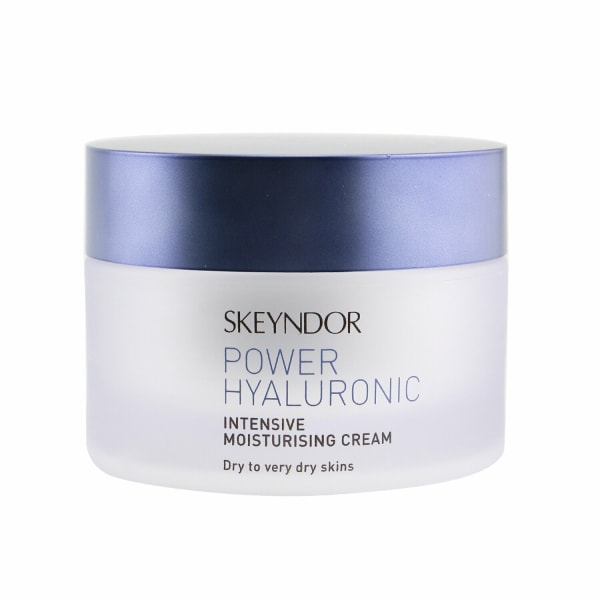 Skeyndor Men's 0.25% Hyaluronic Acid (For Dry To Very Skin) Power Intensive Moisturising Cream Balms & Moisturizer