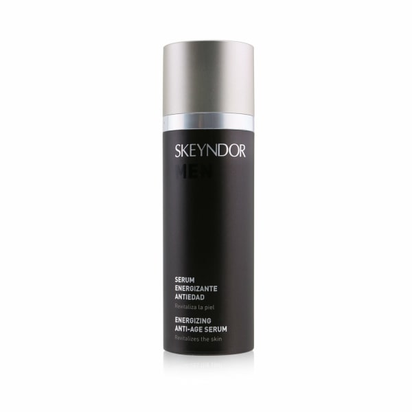 Skeyndor Men's Revitalizes The Skin Men Energizing Anti-Age Serum Spf 10 Balms & Moisturizer