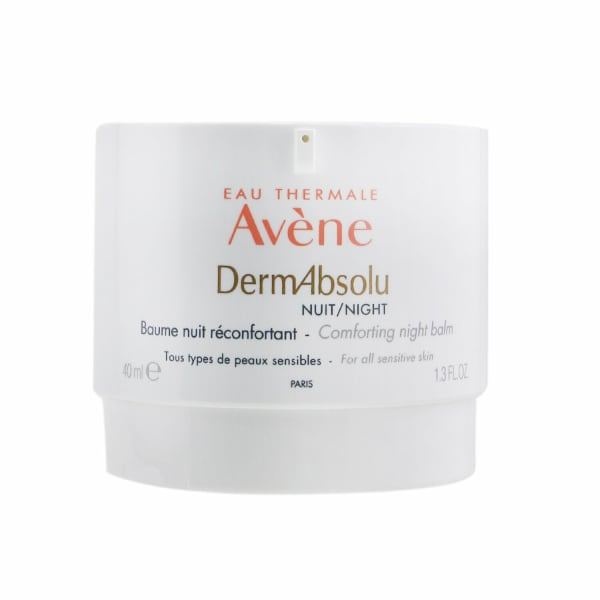 Avene Men's For All Sensitive Skin Dermabsolu Night Comforting Balm Balms & Moisturizer