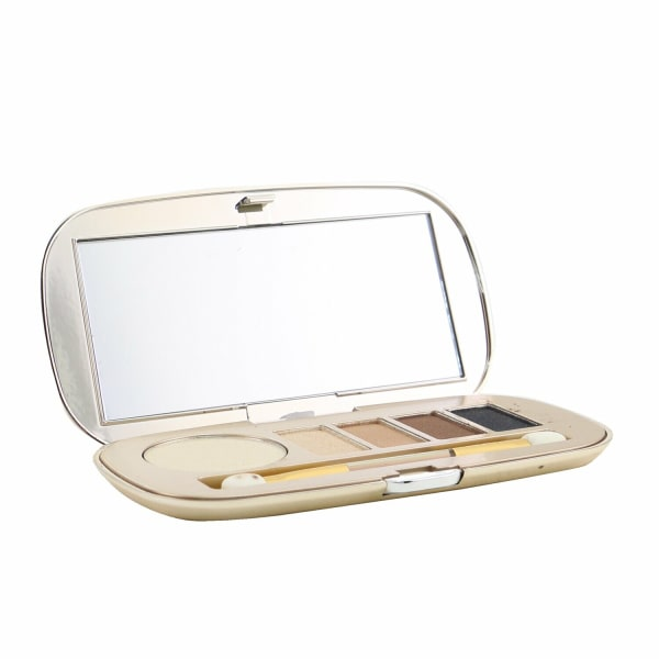 Jane Iredale Women's Come Fly With Me Eye Shadow Kit Brush Set