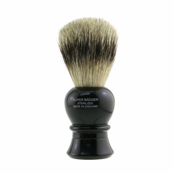 Truefitt & Hill Women's # Ebony Carlton Super Badger Shave Brush Shaving Grooming Set