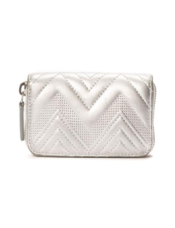 Chanel Zip Card Case