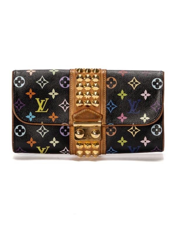 Louis Vuitton Courtney Clutch