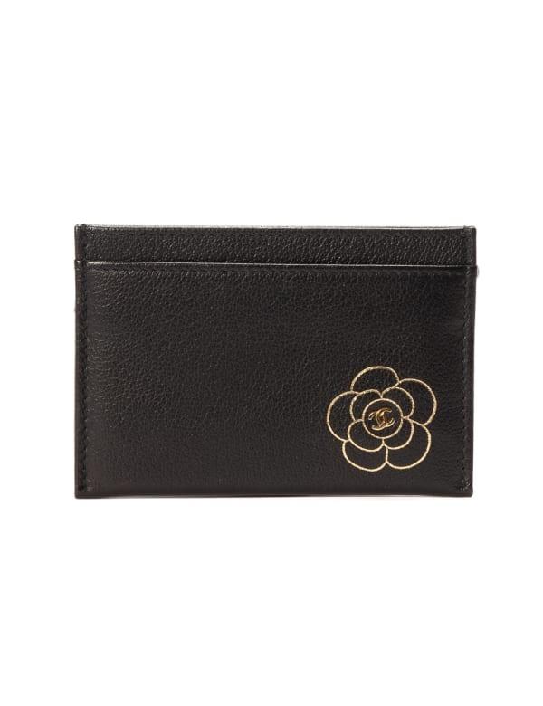 Chanel Card Holder Case