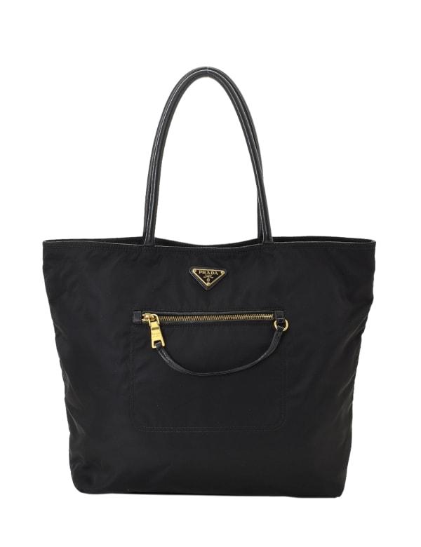 Prada Tessuto Tote Bag