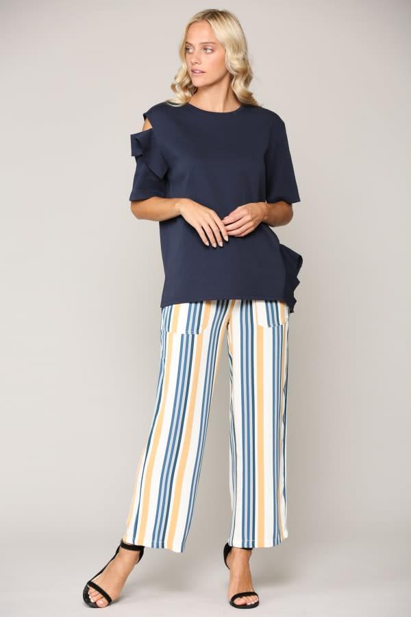 Kate Cotton Knit Top