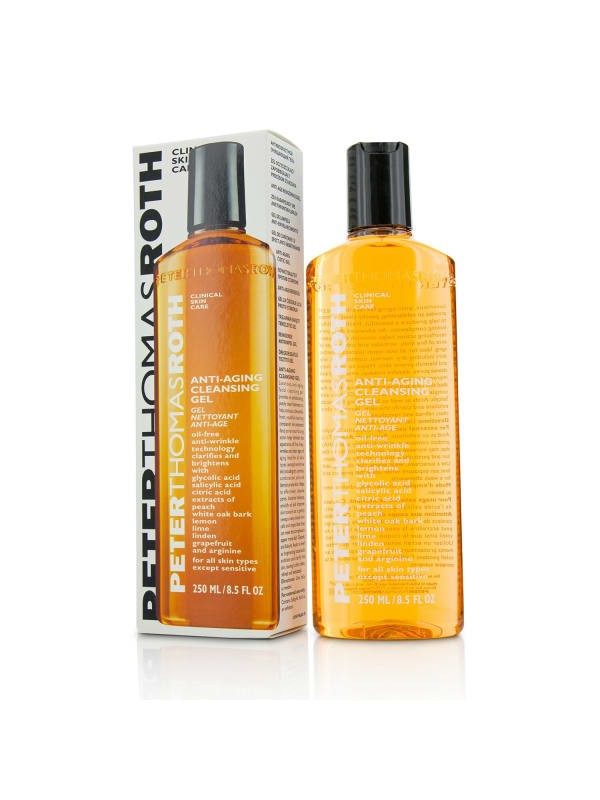 Peter Thomas Roth Women's Anti-Aging Cleansing Gel Face Cleanser - N/A - Front