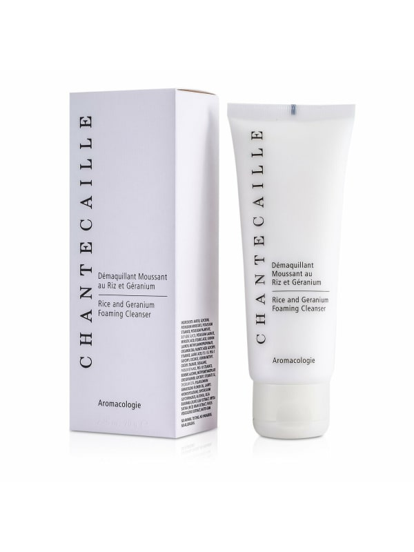 Chantecaille Women's Rice & Geranium Foaming Cleanser Face - N/A - Front