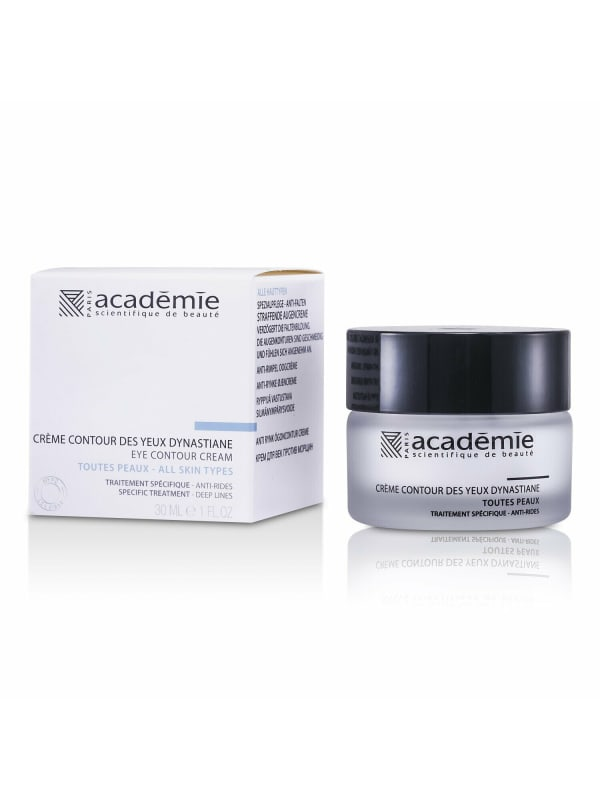 Academie Women's Hypo-Sensible Anti Wrinkles Eye Contour Cream Gloss - N/A - Front