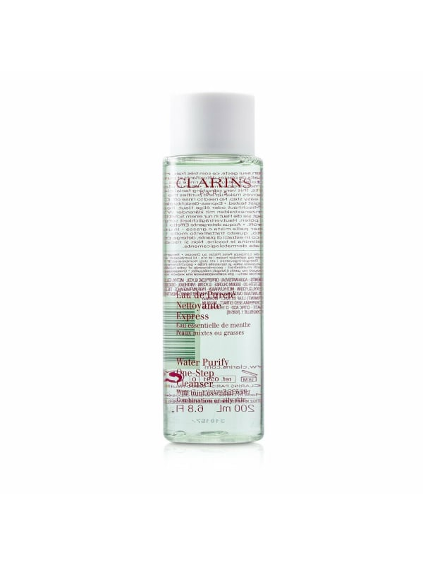 Clarins Women's Water Purify One Step Cleanser W/ Mint Essential Face