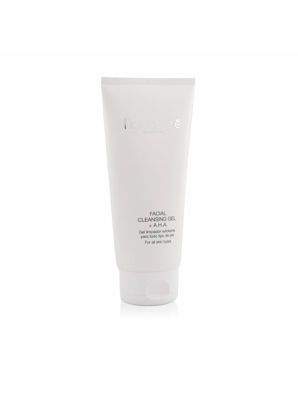 Natura Bisse Women's Facial Cleansing Gel With Aha Face Cleanser