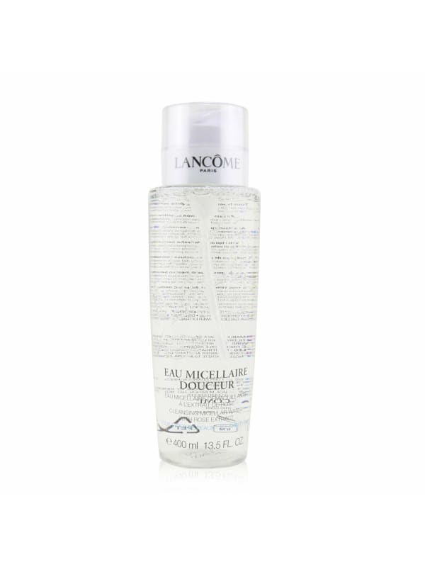 Lancome Women Eau Micellaire Doucer Cleansing Water Face Cleanser