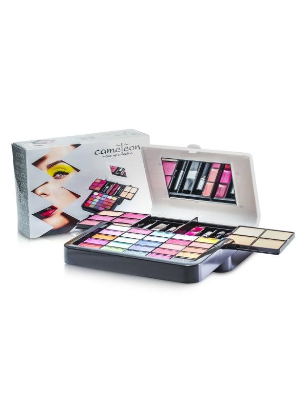 Cameleon Women's 1 Makeup Kit G1697 Brush Set - 1 - Front
