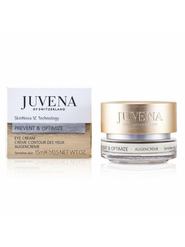 Juvena Women's Sensitive Skin Prevent & Optimize Eye Cream Gloss
