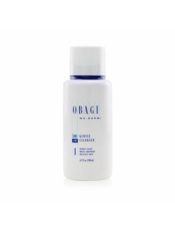 Obagi Women's Nu Derm Gentle Cleanser Face