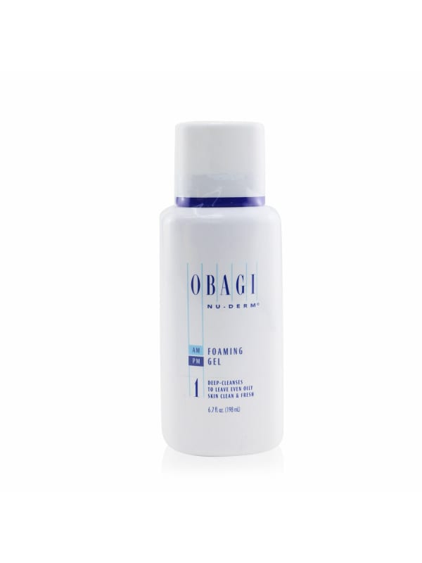 Obagi Women's Nu Derm Foaming Gel Face Cleanser