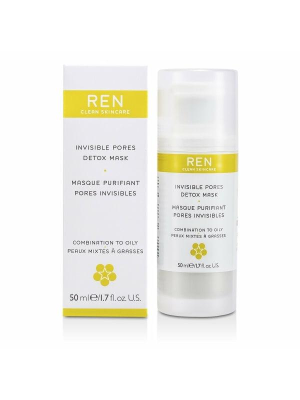 Ren Women's Invisible Pores Detox Mask
