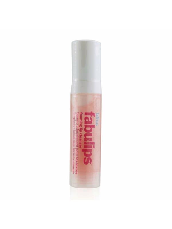 Bliss Women's Fabulips Foaming Lip Cleanser Eye Gloss