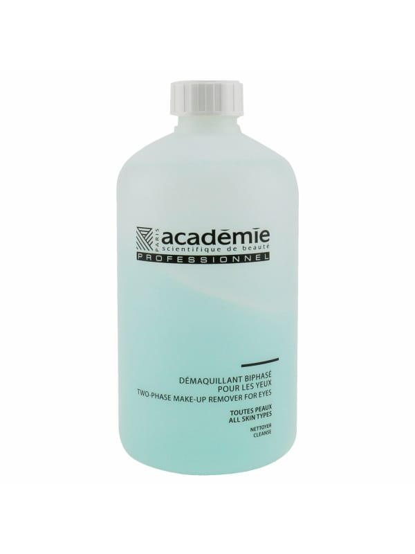 Academie Women's Two Phase Makeup Remover For Eyes Eye Gloss - N/A - Front