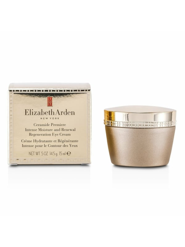 Elizabeth Arden Women's Ceramide Premiere Intense Moisture And Renewal Regeneration Eye Cream Gloss - N/A - Front