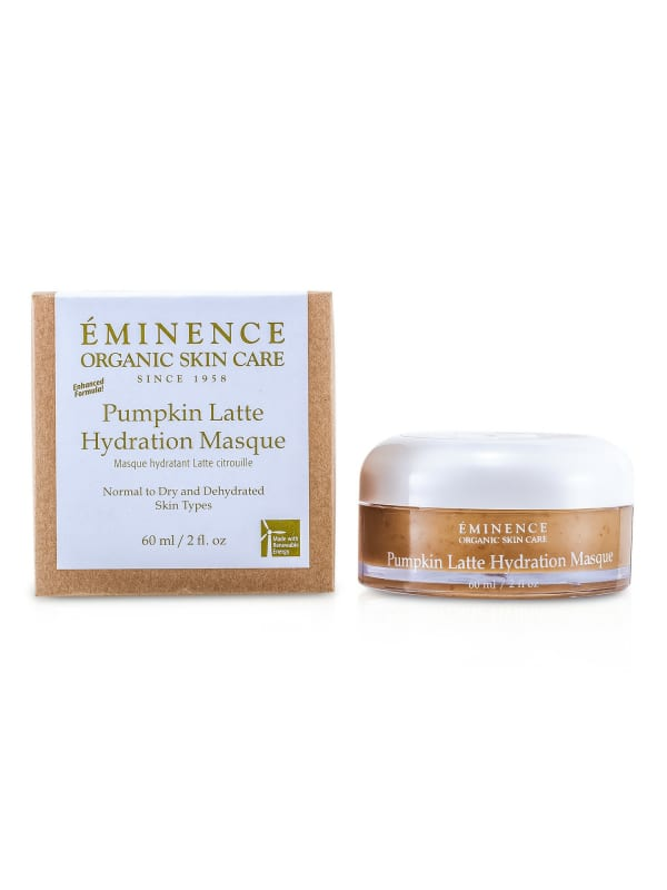 Eminence Women's For Normal To Dry & Dehydrated Skin Pumpkin Latte Hydration Masque Mask