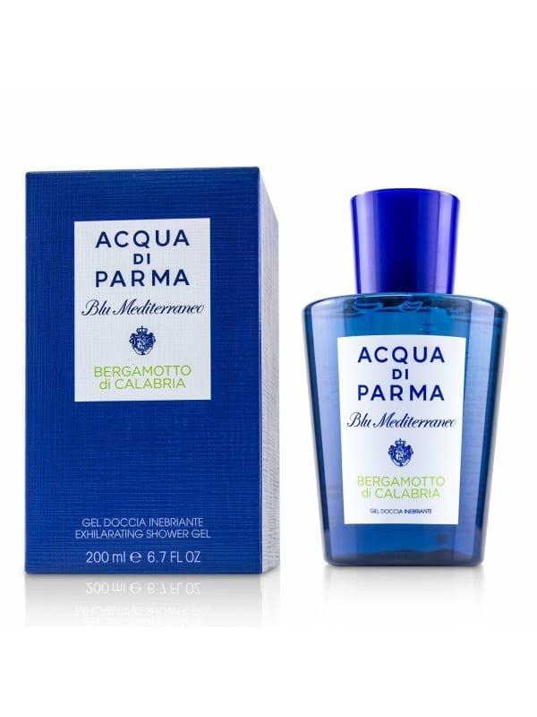 Acqua Di Parma Women's Blu Mediterraneo Bergamotto Calabria Exhilarating Shower Gel Soap - N/A - Front