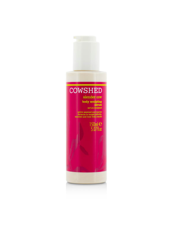 Cowshed Women's Slender Cow Body Sculpting Serum Care Set