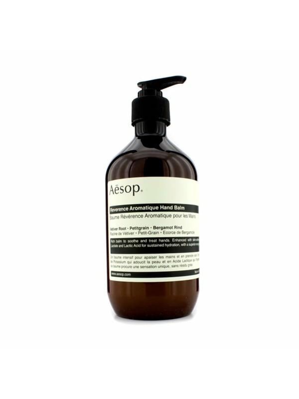 Aesop Women's Reverence Aromatique Hand Balm Lotion - N/A - Front