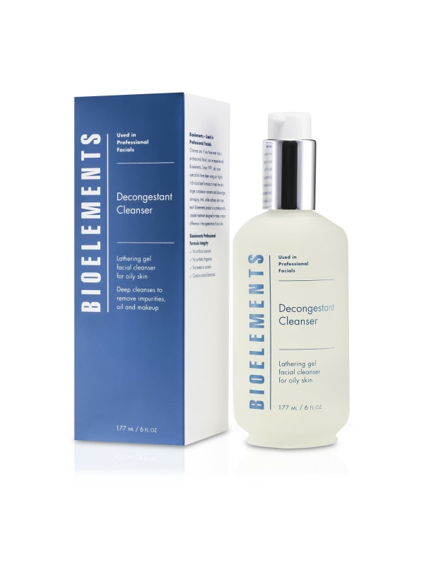 Bioelements Women's For Oily, Very Oily Skin Types Decongestant Cleanser Face - For Oily, Very Oily Skin Types - Front