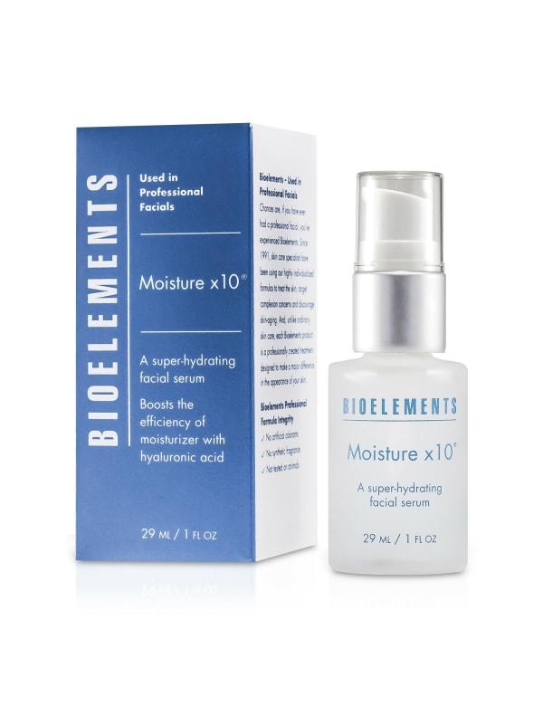 Bioelements Women's For Dry, Combination Skin Types Moisture X10 Serum