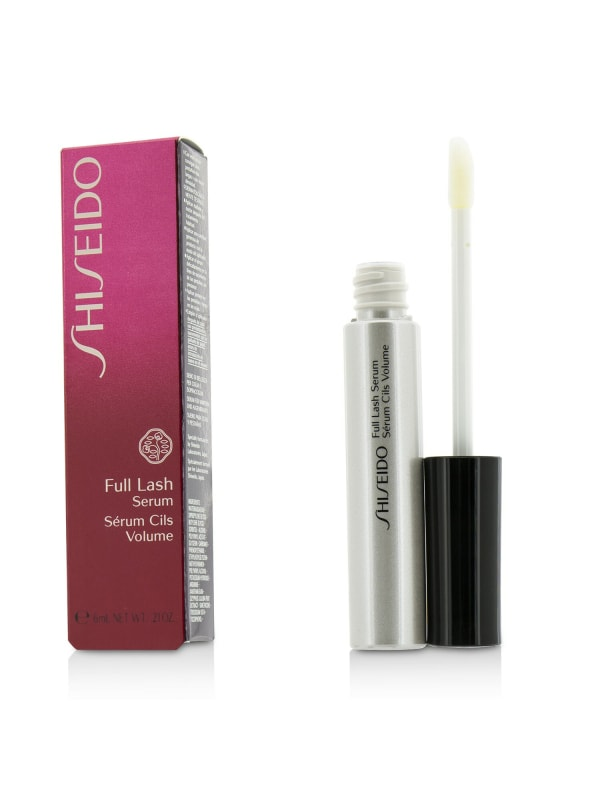 Shiseido Women's Full Lash Serum Mascara