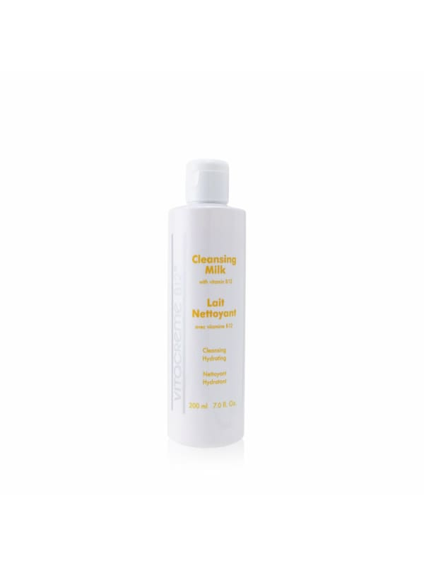 Vitacreme B12 Women's Cleansing Milk Face Cleanser
