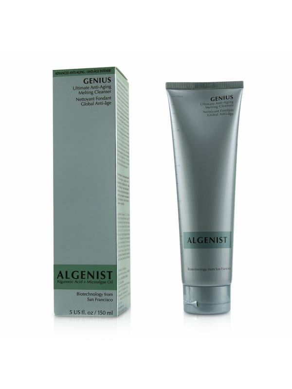 Algenist Women's Genius Ultimate Anti-Aging Melting Cleanser Face - N/A - Front