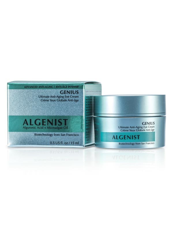Algenist Women's Genius Ultimate Anti-Aging Eye Cream Gloss