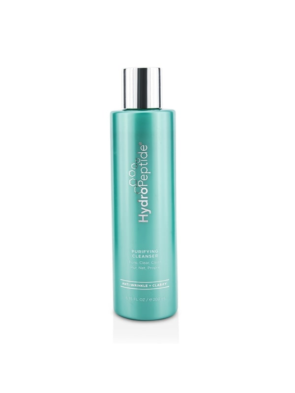 Hydropeptide Women's Purifying Cleanser: Pure, Clear & Clean Face Cleanser