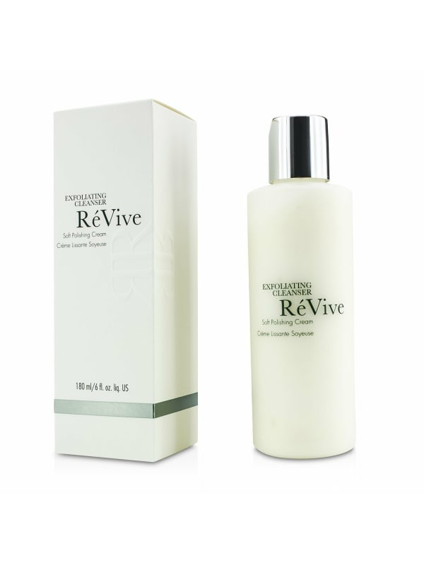 Revive Women's Soft Polishing Cream Exfoliating Cleanser Face