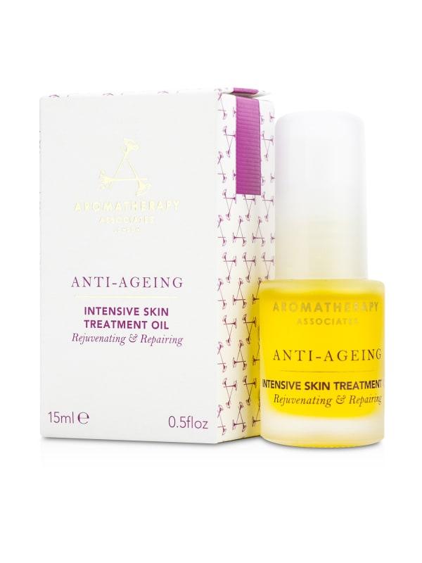 Aromatherapy Associates Men's Anti-Ageing Intensive Skin Treatment Oil Serum