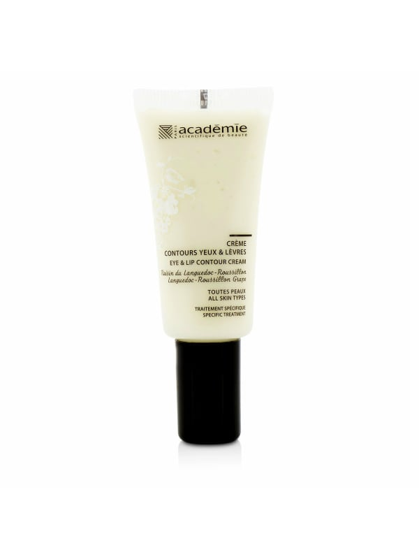 Academie Women's For All Skin Types Aromatherapie Eye & Lip Contour Cream Gloss - For All Skin Types - Front