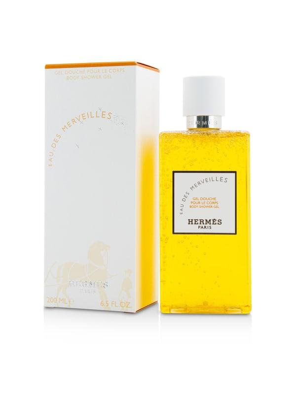 Hermes Women's Eau Des Merveilles Body Shower Gel Soap