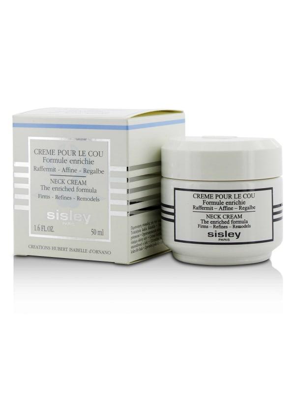 Sisley Women's Enriched Formula Neck Cream Body Care Set
