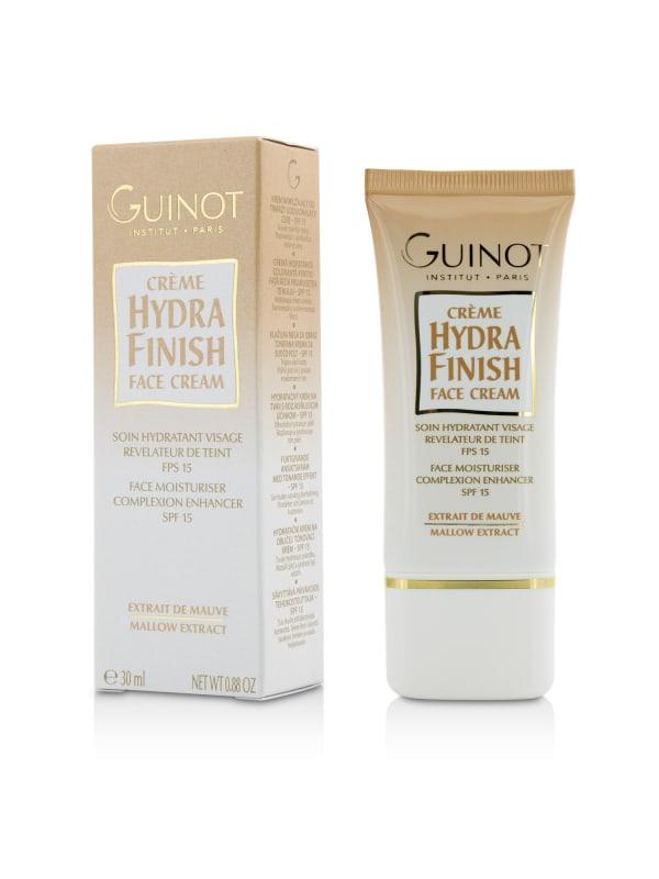 Guinot Women's Creme Hydra Finish Face Moisturiser Complexion Enhancer Spf15 Tinted Moisturizer