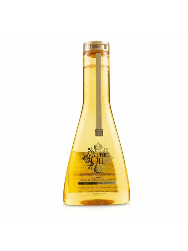 L'oreal Women's Professionnel Mythic Oil Shampoo With Osmanthus & Ginger Gel