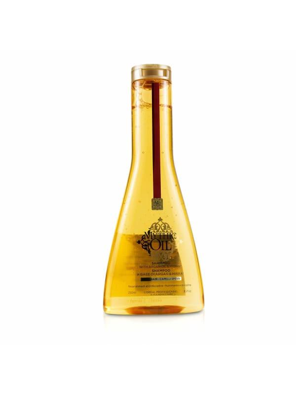L'oreal Women's Professionnel Mythic Oil Shampoo With Argan & Myrrh Gel