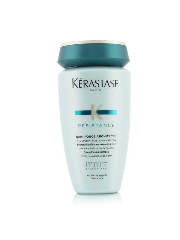Kerastase Women's Resistance Bain Force Architecte Strengthening Shampoo Gel