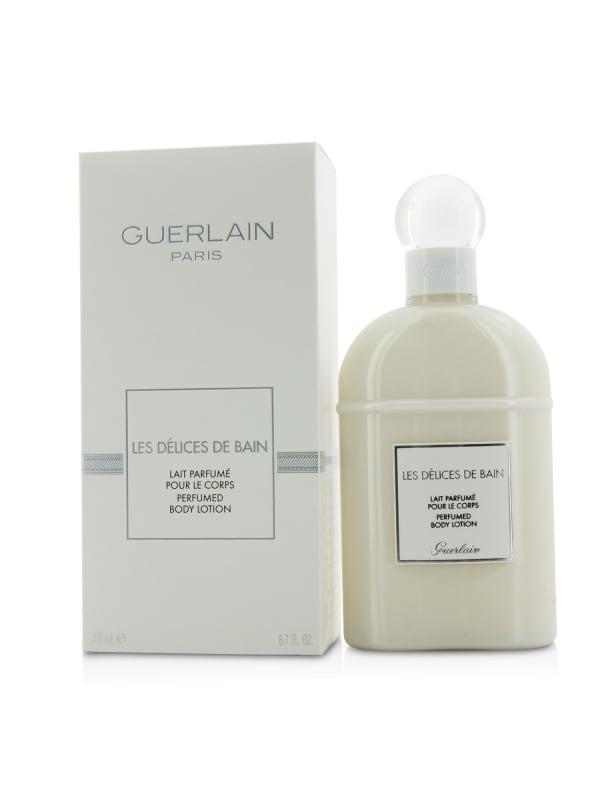 Guerlain Women's Les Delices De Bain Perfumed Body Lotion