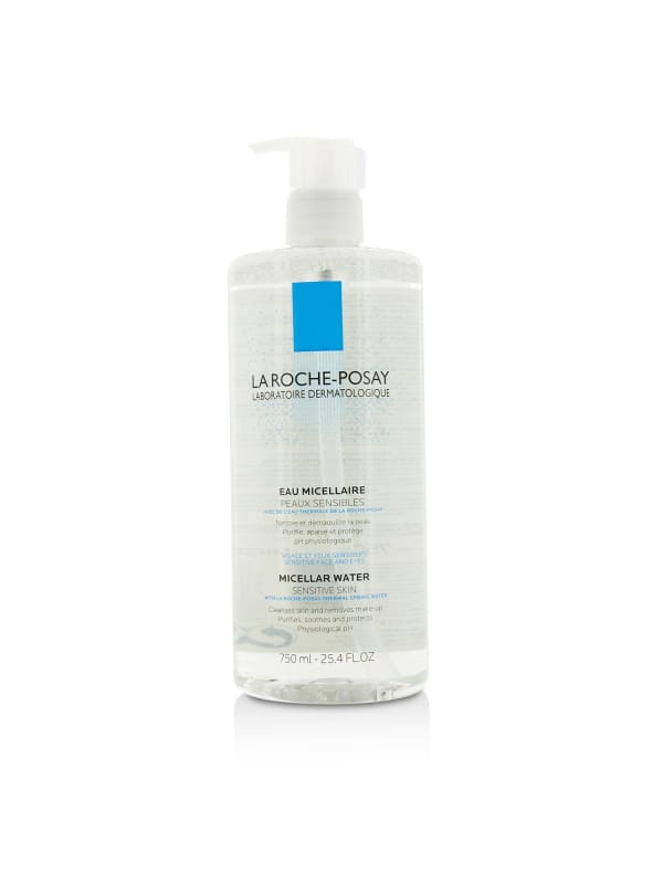 La Roche Posay Women's Sensitive Skin Physiological Eau Micellaire Solution Face Cleanser